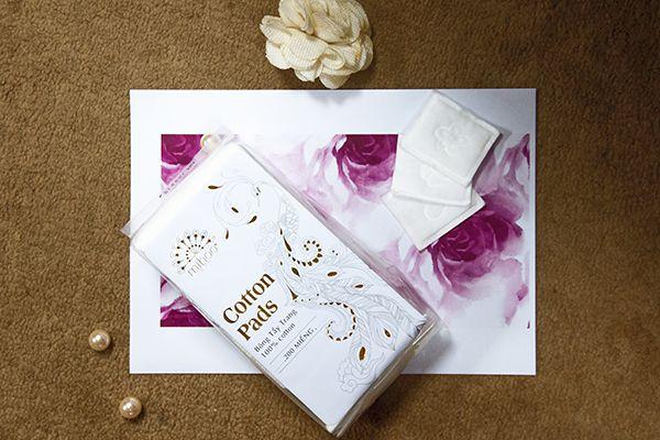 Bông Tẩy Trang Mihoo Cotton Pads - 200 Miếng