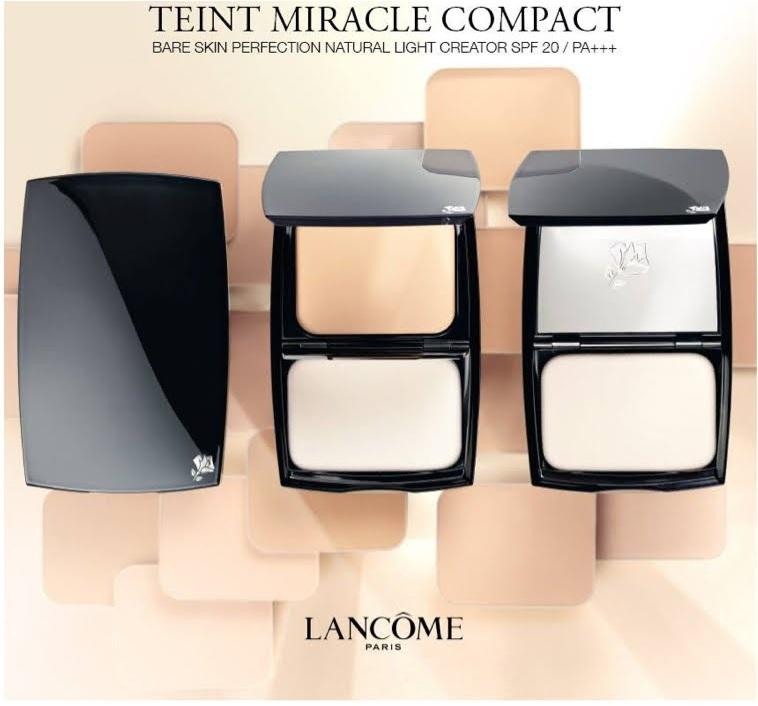 Case Đựng Phấn Nền Dạng Nén Lancôme Teint Miracle Compact