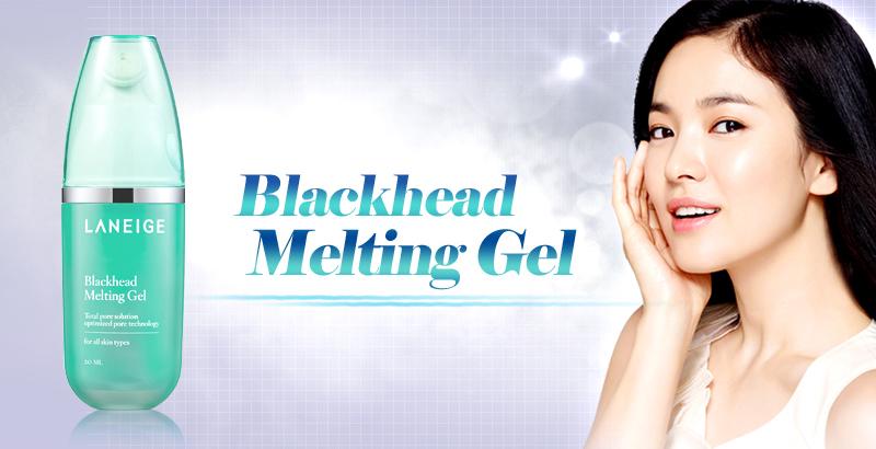 Gel Dưỡng Làm Giảm Mụn Đầu Đen Laneige Blackhead Melting Gel - 20ml