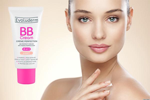 Kem Phấn Evoluderm Light Bb Perfect Cream 6 In 1 Light (50ml)
