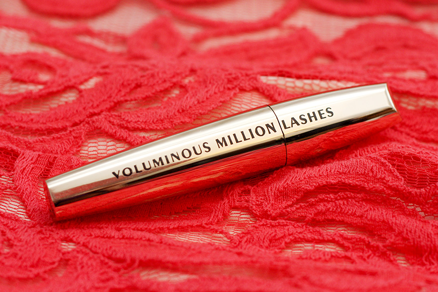 Mascara LOREAL voluminous million lashes #635