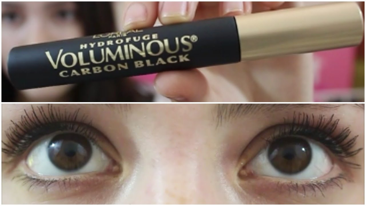 Mascara LOREAL voluminous carbon black #335