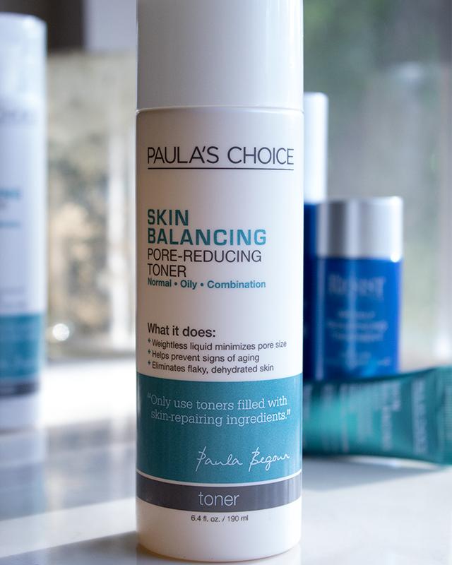 Nước Hoa Hồng Cân Bằng Độ Ẩm Và Se Khít Lỗ Chân Lông Skin Balancing Pore-Reducing Toner  190ml