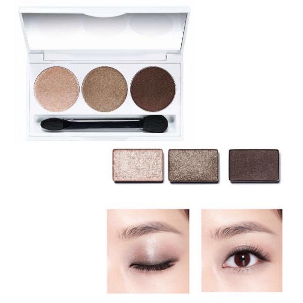 Phấn Mắt 3 Màu Laneige Pure Radiant Shadow 3 Color Palette