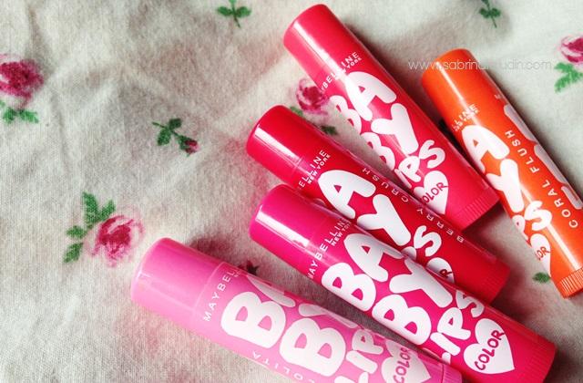Son Dưỡng Môi Có Màu Babylips Color Lip Balm 4.5g