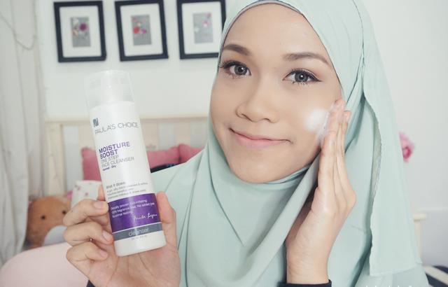 Sữa Rửa Mặt Dưỡng Ẩm Dành Cho Da Nhạy Cảm Moisture Boost One Step Face Cleanser -237ml