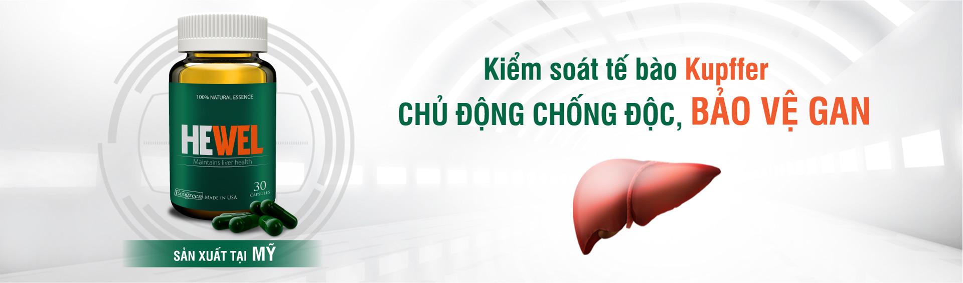 Viên Uống Bổ Gan Hewel Maintains Liver Health-30 Viên