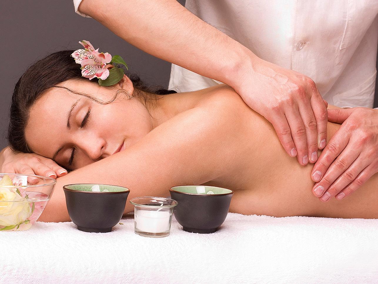 Tác Dụng Thần Kỳ Của Massage Toàn Thân