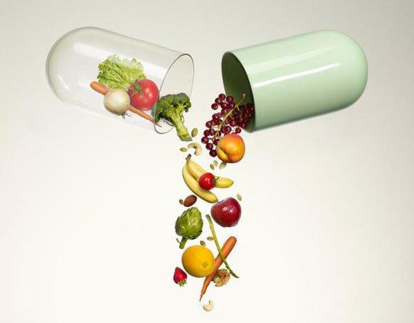 Bổ sung thêm nhiều rau xanh và củ quả: