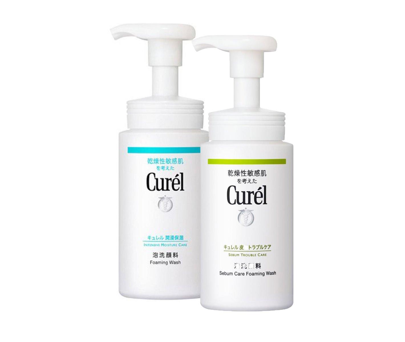 Sữa rửa mặt Curel có tốt không