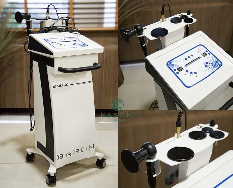 Nâng cơ công nghệ RF tại Hasaki Clinic & Spa