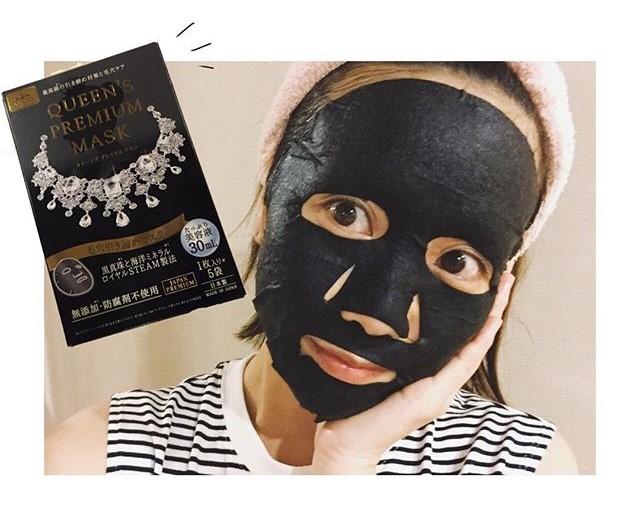 Mặt Nạ Dưỡng Da Se Khít Lỗ Chân Lông Queen's Premium Pore Tightening Mask 30ml