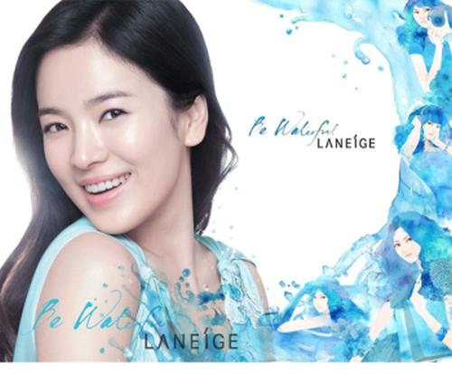 Xịt Khoáng Water Bank Mineral Skin Mist 30ml