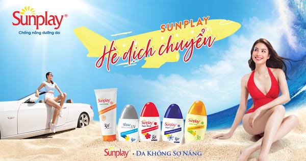 Sữa Chống Nắng Làm Mát Da Super Cool SPF50+/PA++++