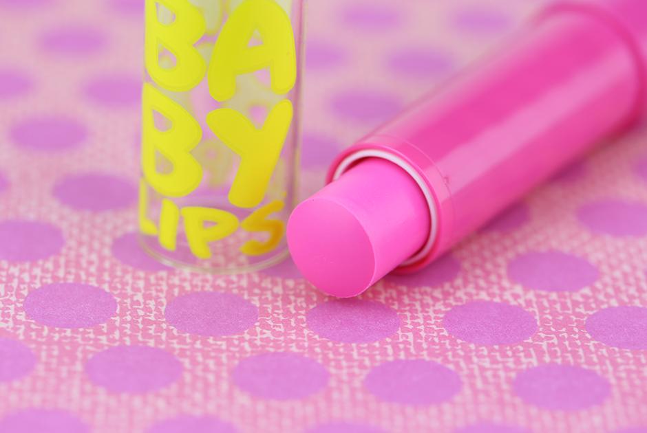 Son Dưỡng Môi Babylips Crystal Pink Punch 4.4gr