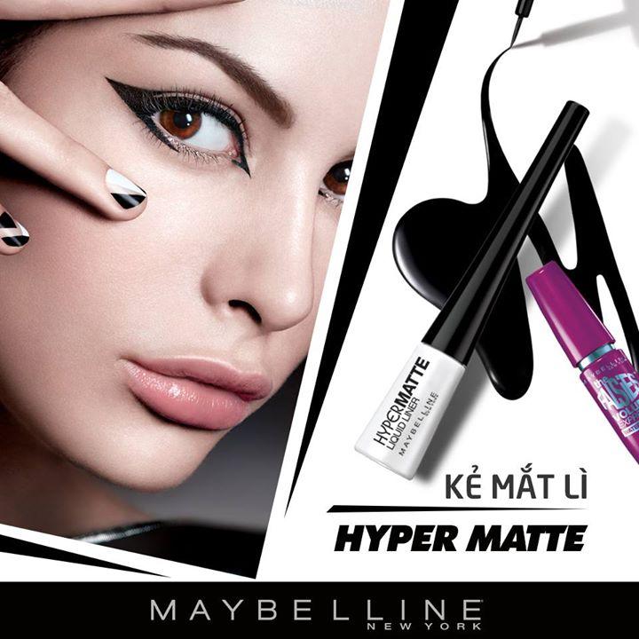 Bút Kẻ Mắt Nước Hyper Matte 3g