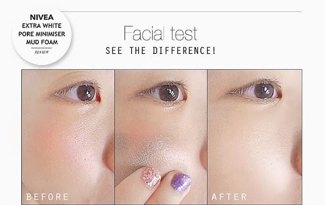 Sửa Rửa Mặt Dưỡng Trắng Da Extra White Pore Minimiser Foam