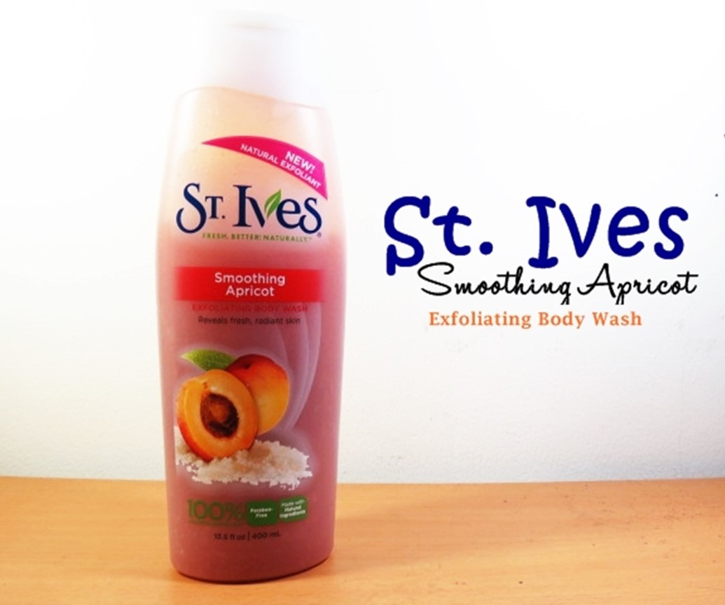 Sữa Tắm Smoothing Apricot Body Wash 400ml