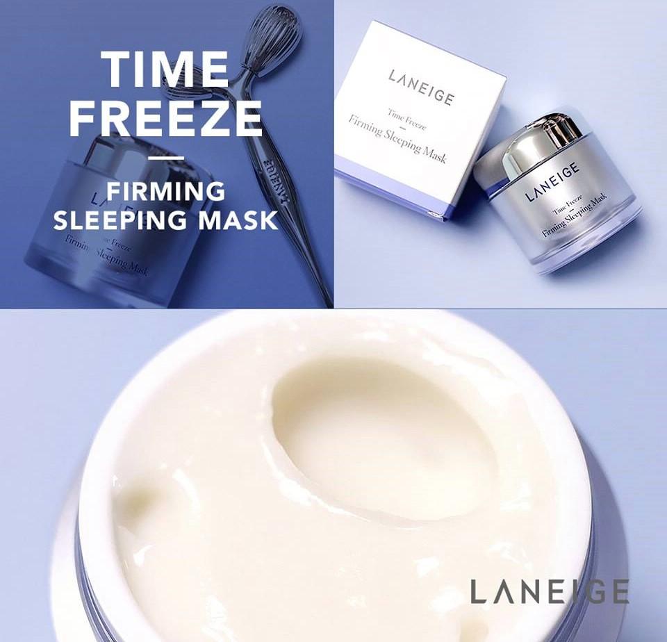 Mặt Nạ Ngủ Săn Chắc Da Time Freeze Firming Sleeping