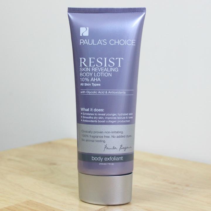 Dưỡng Trắng Da Resist Skin Revealing Body Lotion 10% AHA - 210ml