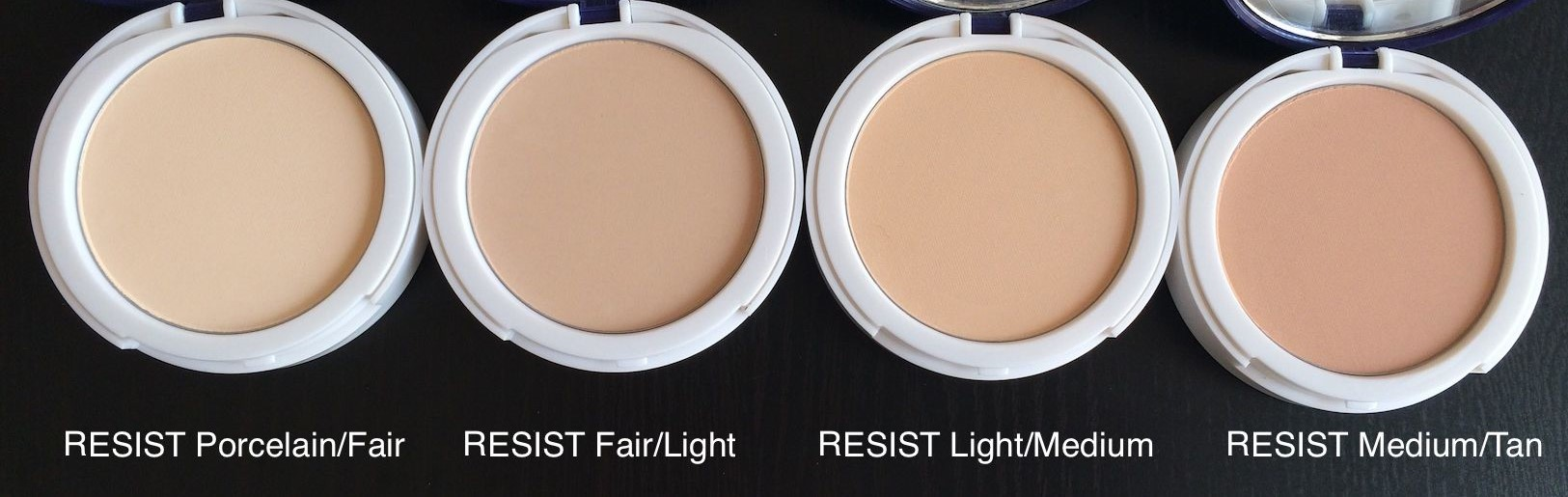 Phấn Phủ Siêu Mịn Resist Instant Smoothing Satin Finish Powder 91600