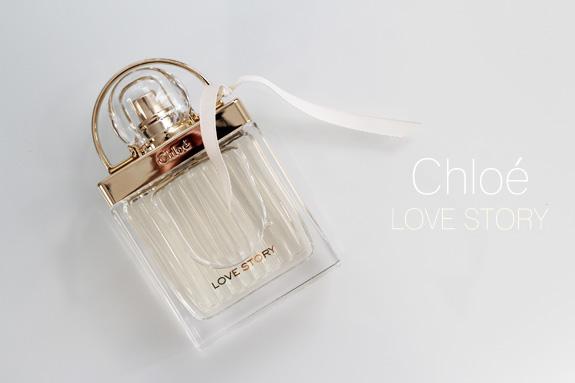 Nước Hoa Nữ Chloe Love Story EDP 30ml