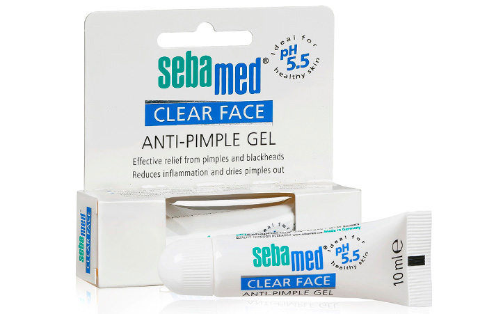 Sebamed Clear Face Anti-Pimple pH5.5 10ml