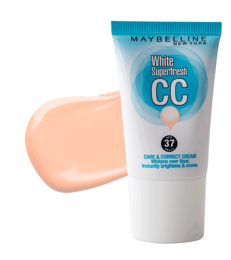 Kem Trang Điểm Dưỡng Da CC Cream White Super Fresh