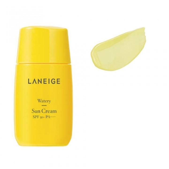 Kem Chống Nắng Dưỡng Ẩm Watery Sun Cream SPF50