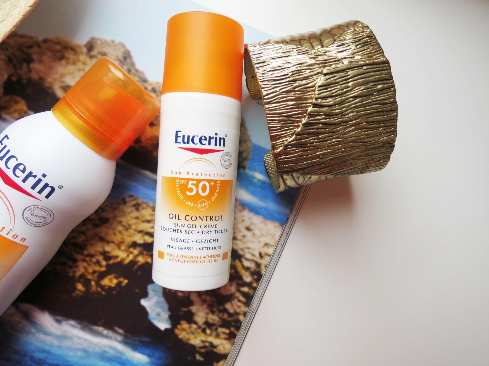 Sun Gel Cream Oil Control Dry Touch