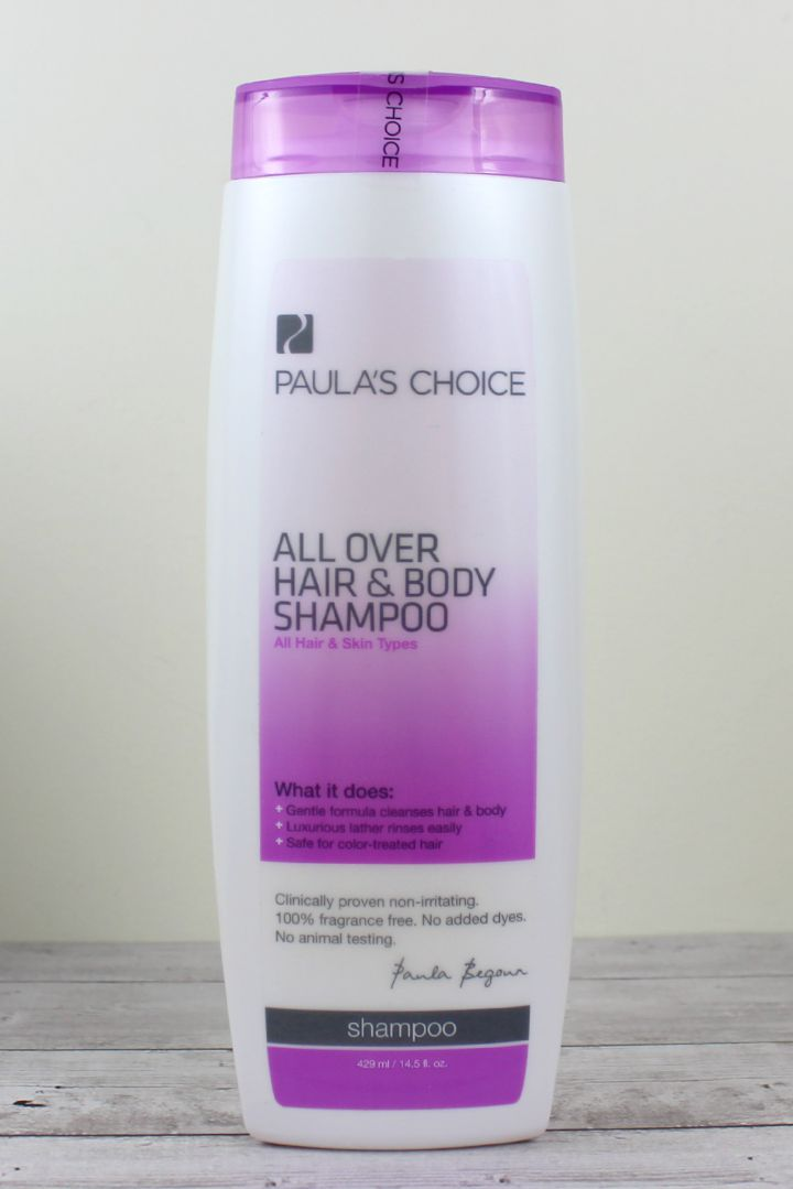 Dầu gội và tắm Paula's Choice All Over Hair & Body Shampoo 429ml