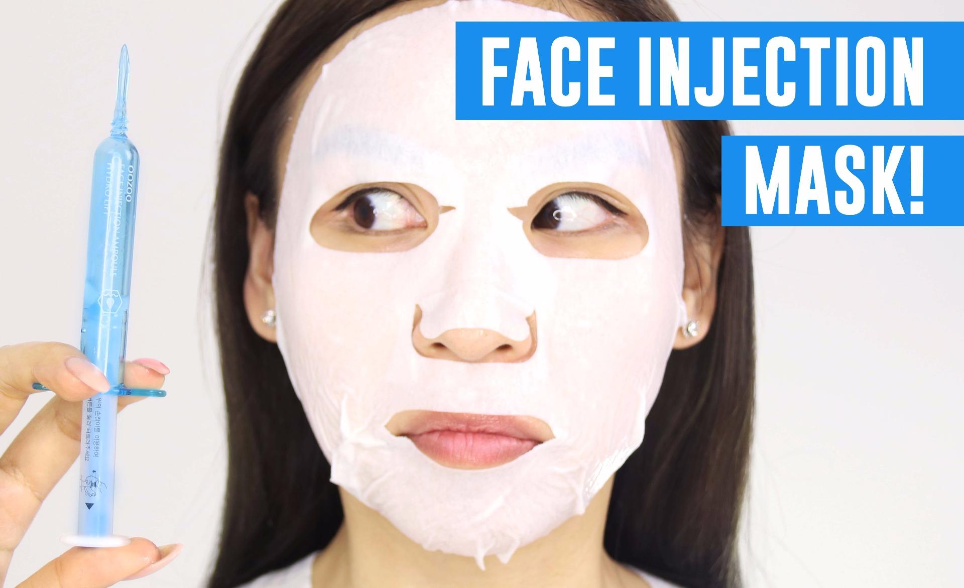 Mặt Nạ Làm Trắng Da Face In-shot Mask Entensive White