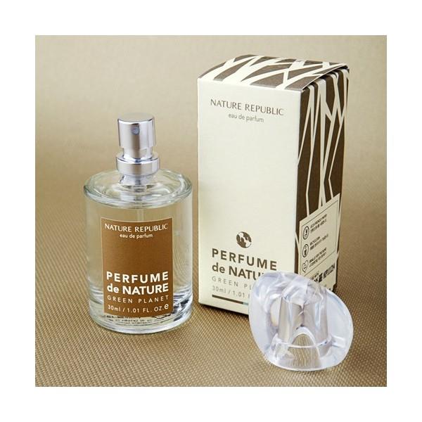 Nước Hoa Nữ Perfume de Natute Green Planet EDP 30ml