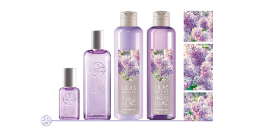 Nước Hoa Nữ Yves Rocher Purple Lilac 20ml