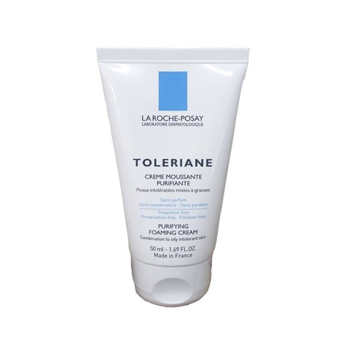 Sửa Rửa Mặt Toleriane Purifying Foaming Cream 50ml