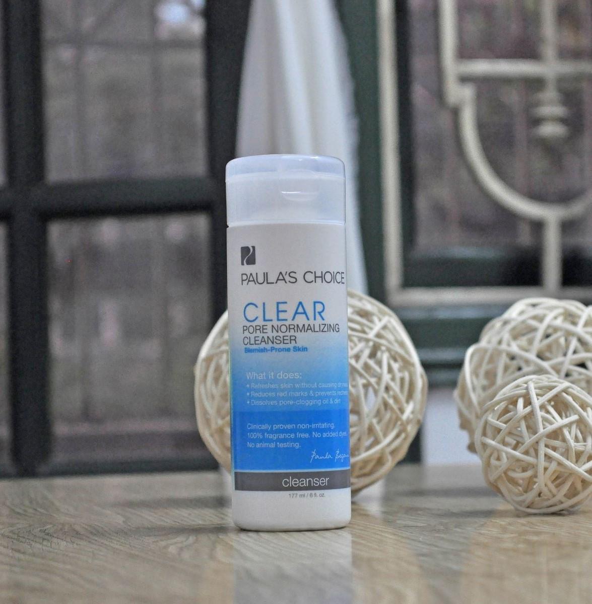Sữa Rửa Mặt Clear Pore Normalizing Cleanser 30ml