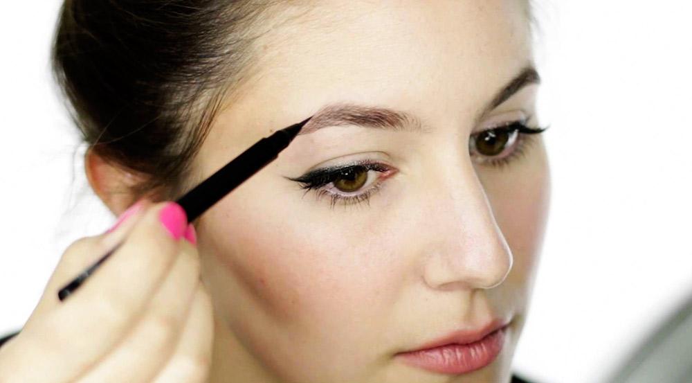 Bút Kẻ Chân Mày Nature Republic Botanical All Day Tint Eyebrow