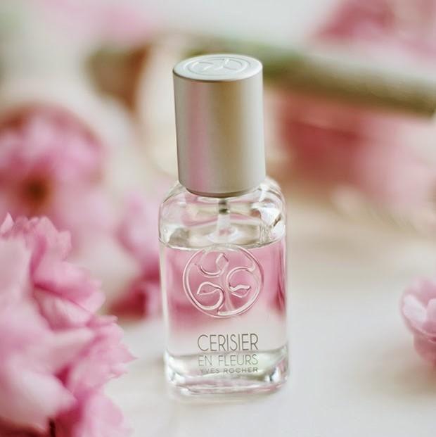 Nước Hoa Nữ Yves Rocher Cherry Bloom Cerisier En Fleurs EDT 20ml